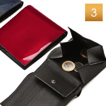 二つ折り財布Volante