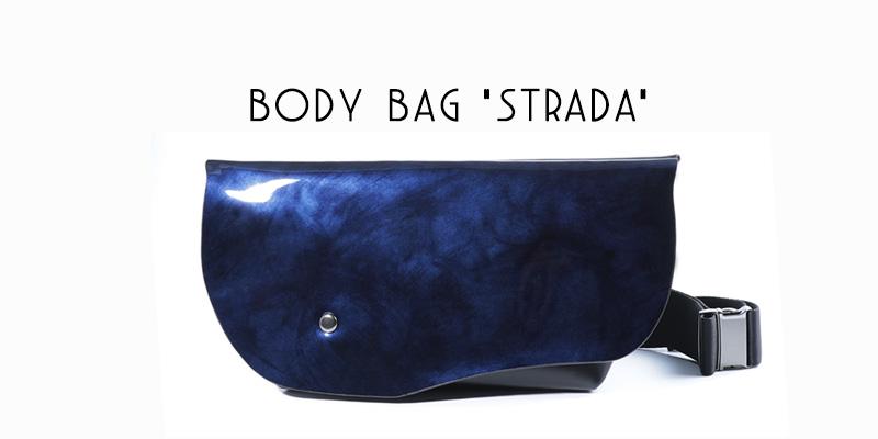 SLUR スラー ボディバッグ ストラーダ Espada