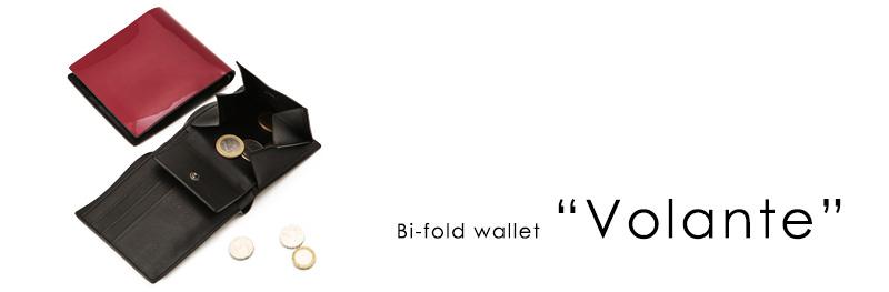 Bill-fold wallet Volante